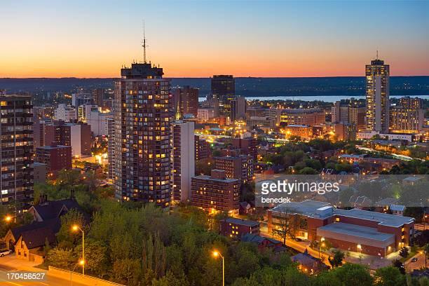 カナダ、オンタリオ州ハミルトン