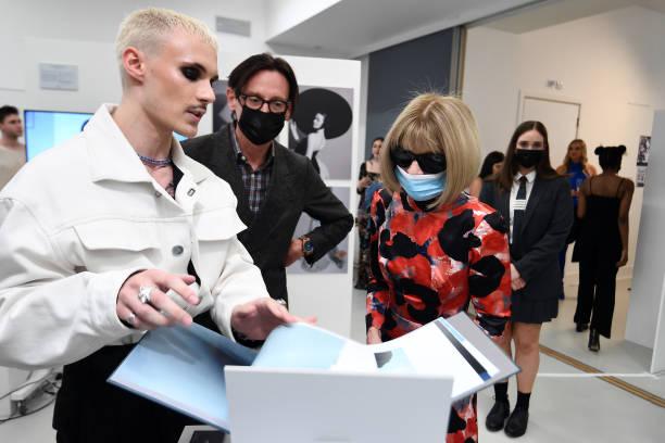 GBR: Best of London Fashion Week September 2021