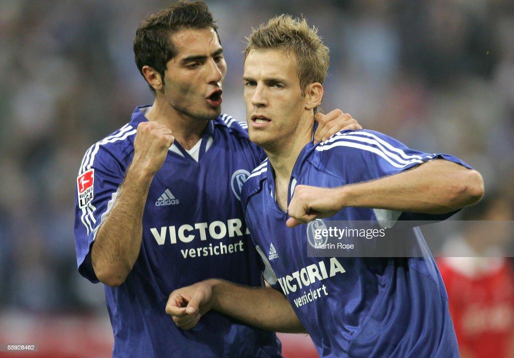 Schalke 04 v Bayern Munich : News Photo