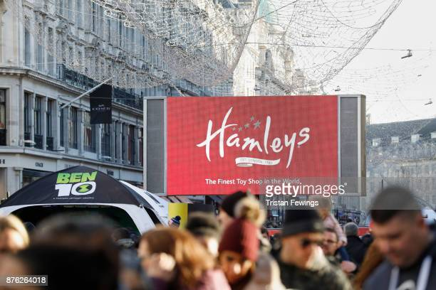 Hamleys brings the magic of Christmas to the festive shopping season with the biggest toy parade the city has ever seen including appearances from...