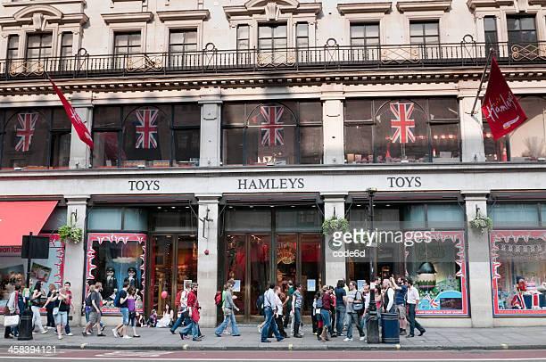 Hamleys Toy store in der Regent Street, London