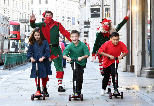GBR: Hamleys Unveils Hot Toys For Christmas 2020