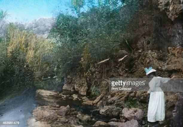 Hammam Meskoutine Algeria Hot springs in North Africa