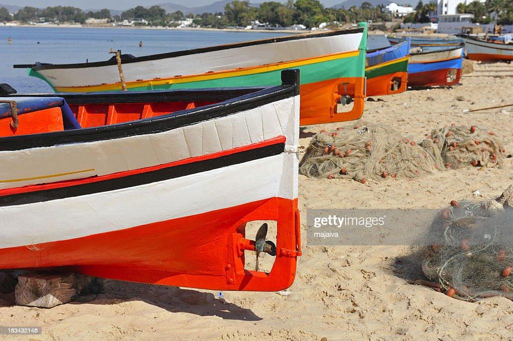 Hammamet beach : Stock Photo