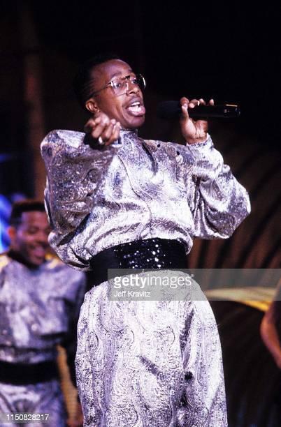 Hammer at the 1990 MTV Video Music Awards at in Los Angeles California