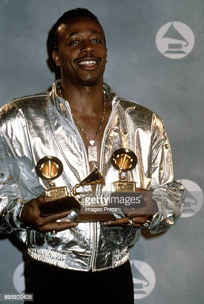 Hammer attends the 33rd Annual Grammy Awards circa 1991 in New York City