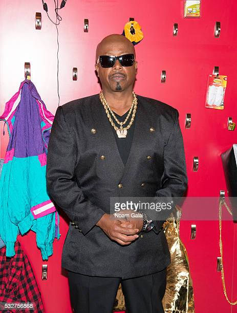 Hammer attends the U Can't Touch This mass public lip sync on May 19 2016 in New York New York