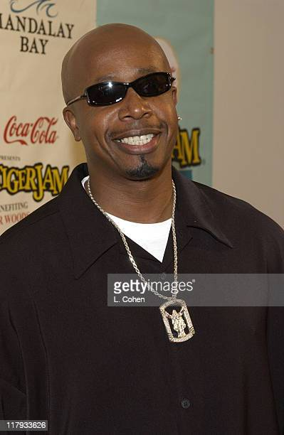 MC Hammer during Coca Cola Presents Tiger Jam VI Benefitting Tiger Woods FoundationArrivals Concert at Mandalay Bay Events Center in Las Vegas Nevada...