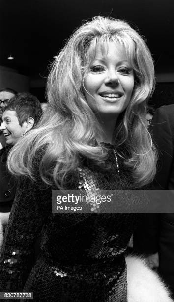Hammer Horror Actress Ingrid Pitt