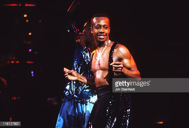 Hammer performs at the Met Center in Bloomington Minnesota on September 23 1990