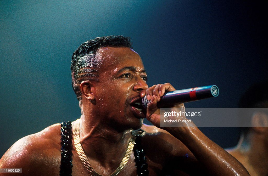MC Hammer : News Photo
