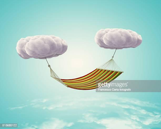 Hammock on the sky