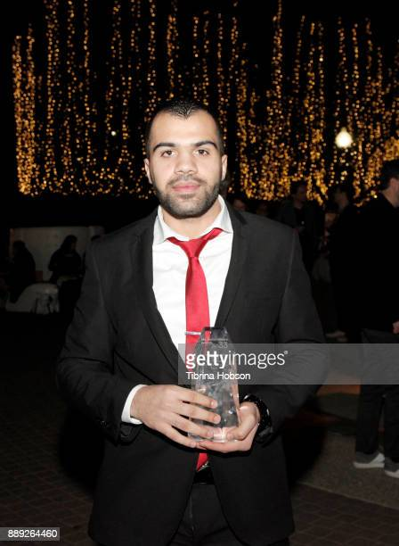 Hamoud AlMousa at the 33rd Annual IDA Documentary Awards at Paramount Theatre on December 9 2017 in Los Angeles California