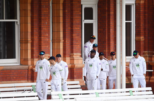 GBR: Middlesex v Hampshire - LV= Insurance County Championship
