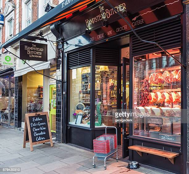 Hampstead Butcher in London