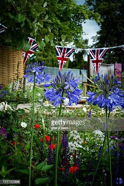 Hampton Court Flower show, British Garden