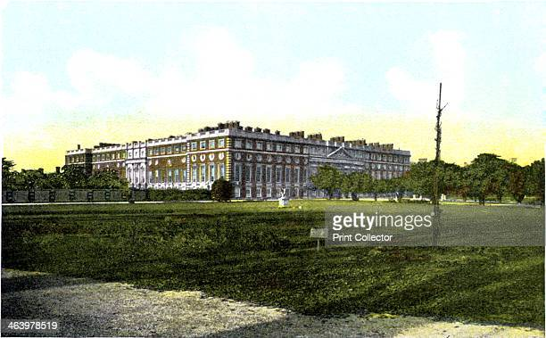 Hampton Court Palace London 20th Century Hampton Court Palace is a former royal palace in the London Borough of Richmond upon Thames London Started...