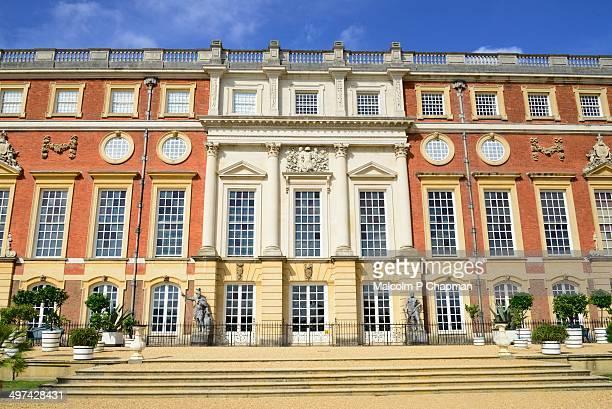 hampton court palace - hampton court stock pictures, royalty-free photos & images