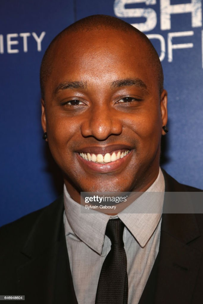 Hampton Fluker attends NBC and The Cinema Society Host the Season 2 Premiere of 'Shades of Blue' on March 1, 2017 in New York City.