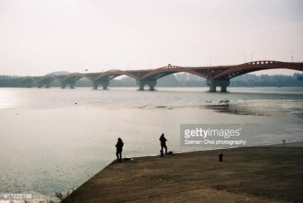Han River, Seoul Korea