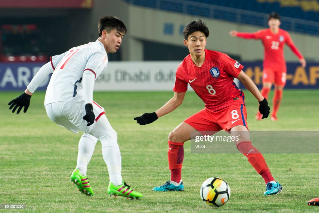 han seung gyu of south korea and do duy manh of vietnam compete for