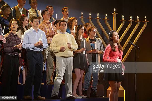 THE GOLDBERGS Han Ukkah Solo After finding out there is only going to be one Hanukkah song in the holiday pageant Beverly convinces Erica to create...