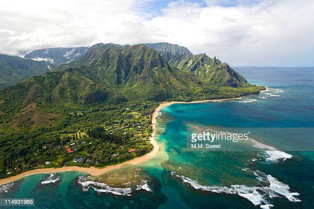Hana Kauai Hawaii beach