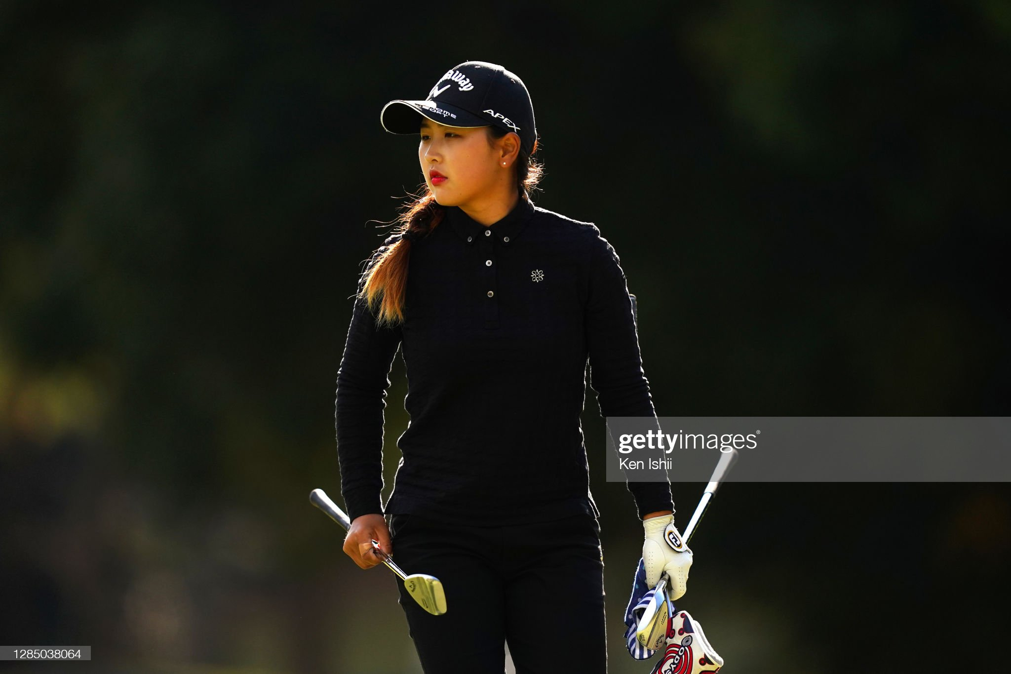 https://media.gettyimages.com/photos/hana-lee-of-south-korea-is-seen-on-the-14th-hole-during-the-second-picture-id1285038064?s=2048x2048