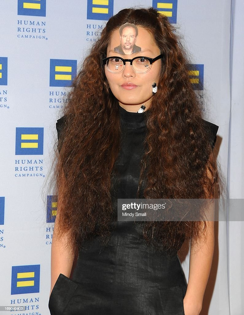 Hana Mae Lee attends the 8th Annual Human Rights Campaign Dinner Gala at the Aria Resort & Casino on May 18, 2013 in Las Vegas, Nevada.