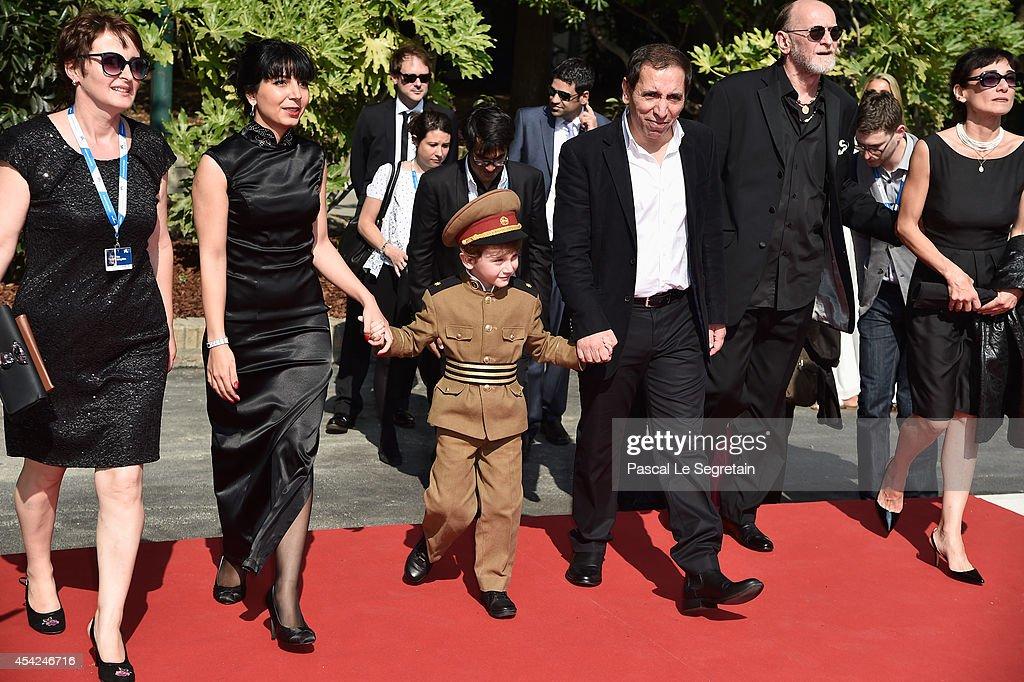'The President' - Premiere - 71st Venice Film Festival : News Photo
