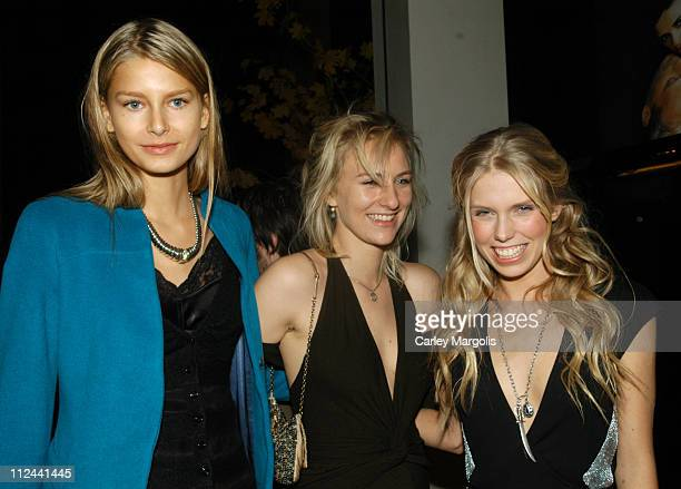 Hana Soukupova Mickey Sumner and Theodora Richards