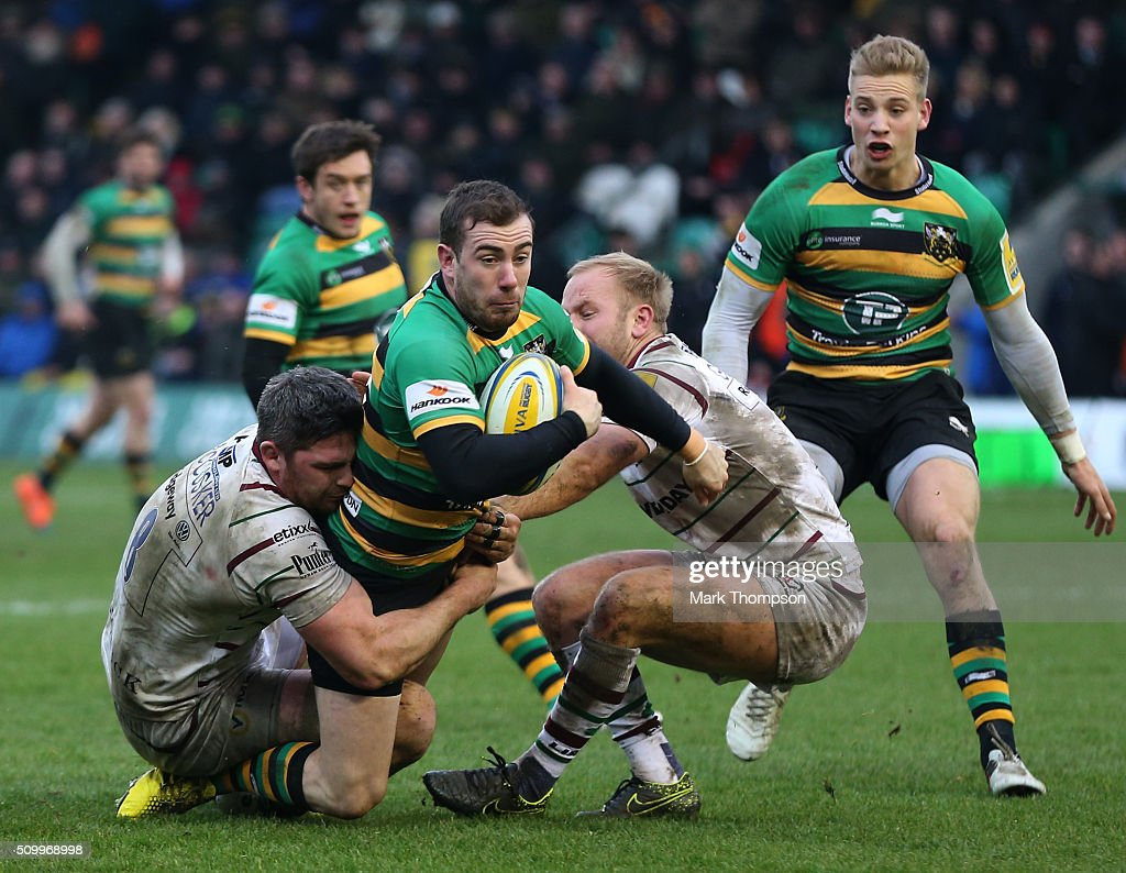 Northampton Saints v London Irish - Aviva Premiership
