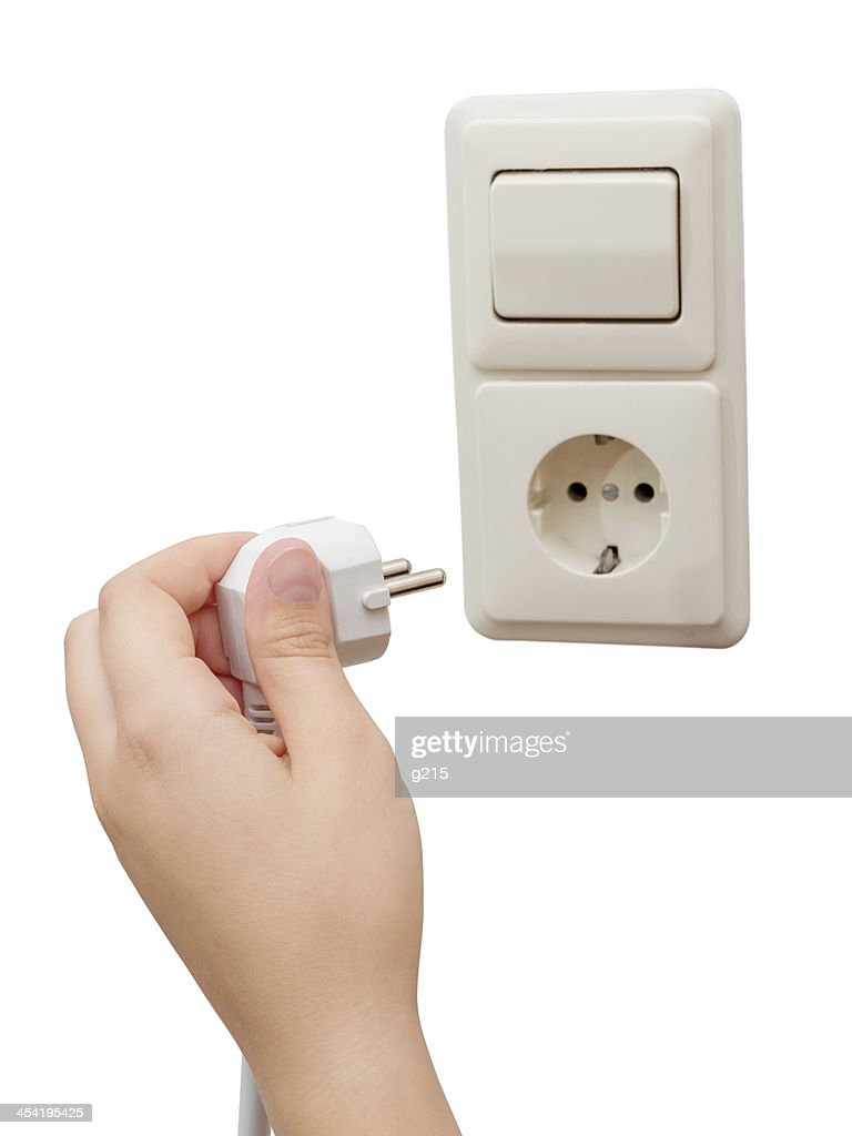 Barras de conexión de conector macho a conector hembra : Foto de stock
