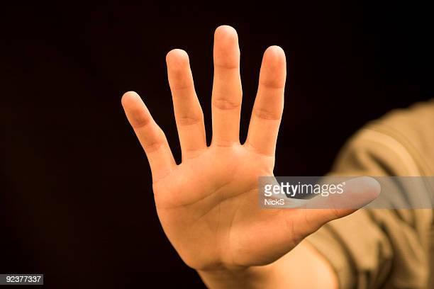 mão contar (cinco - cinco objetos - fotografias e filmes do acervo
