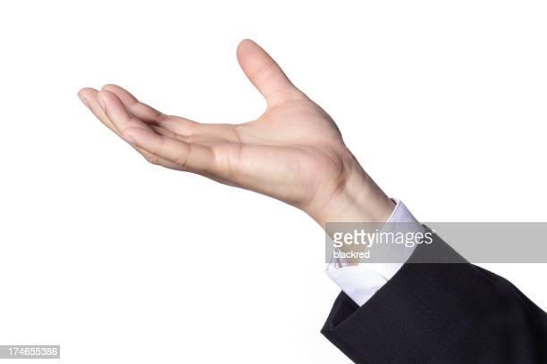 Hand Gesture - Holding