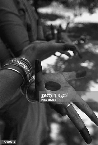 Hand gestures Dance Chennai Tamil Nadu India
