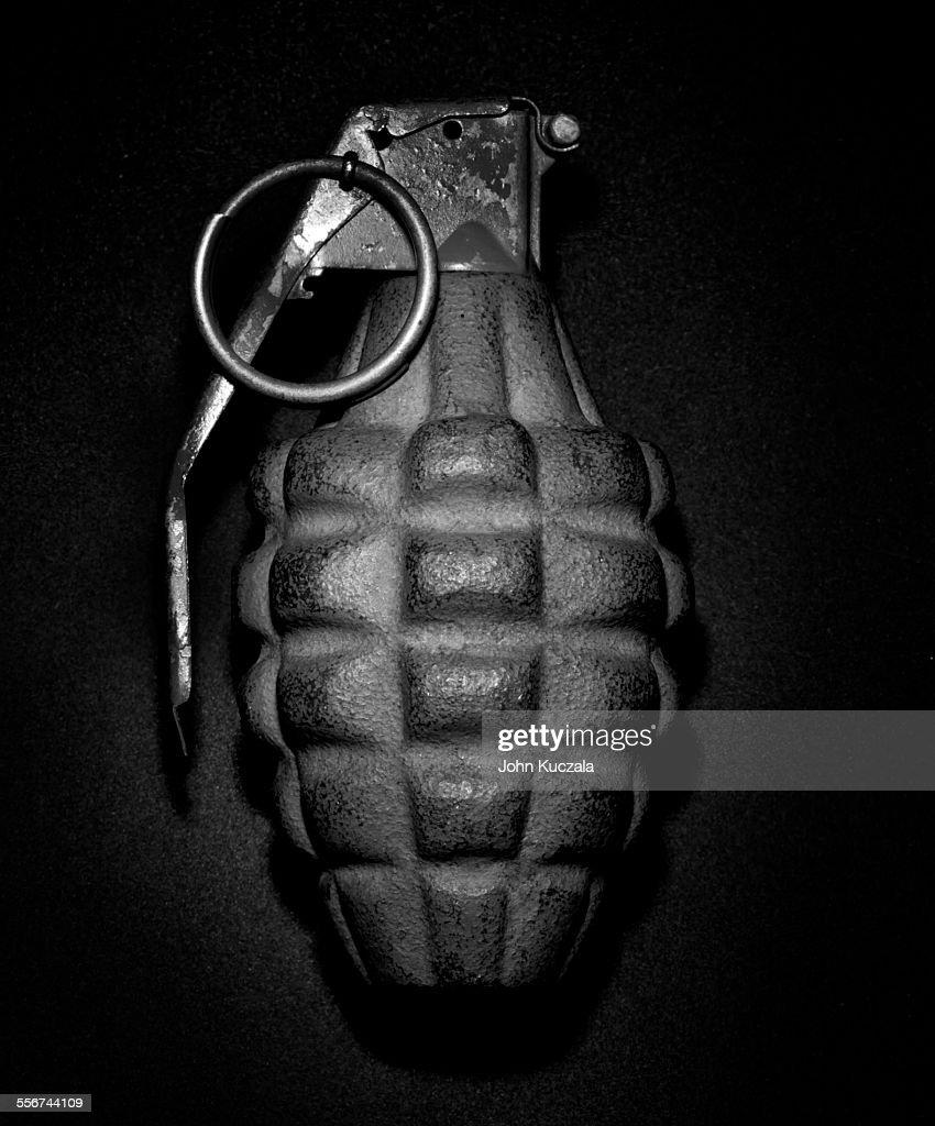 Hand grenade : Stock Photo