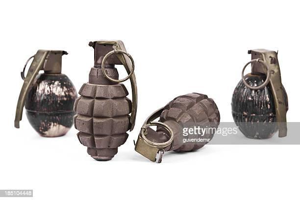 Mano Grenades