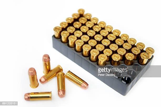 Hand gun bullets