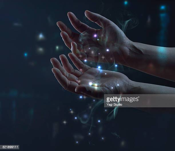 Hand have access to energy