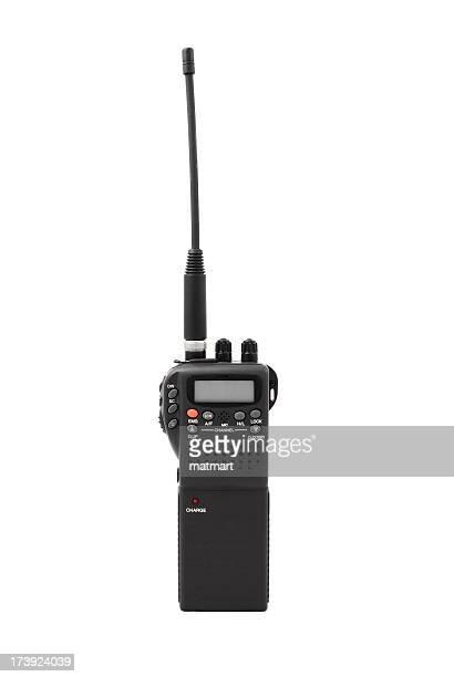 Hand held CB radio