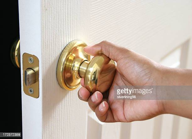 Doorknob Stock Photos and Pictures | Getty Images