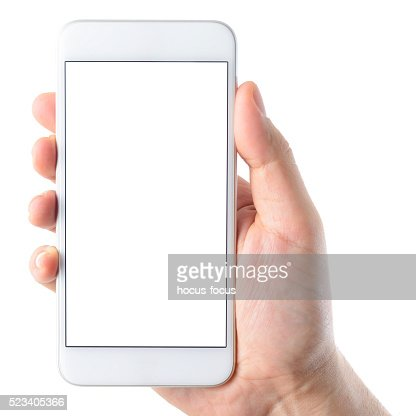 hand holding iphone holding iphone 6 plus stock photo getty images 10757