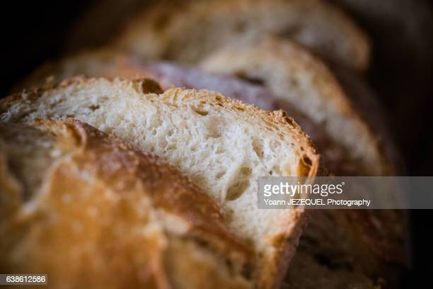 Hand made French bread