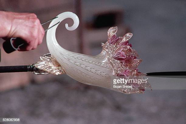 hand made murano glass - murano stock pictures, royalty-free photos & images