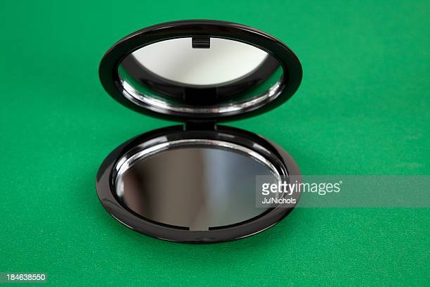 hand mirror - hand mirror stock pictures, royalty-free photos & images