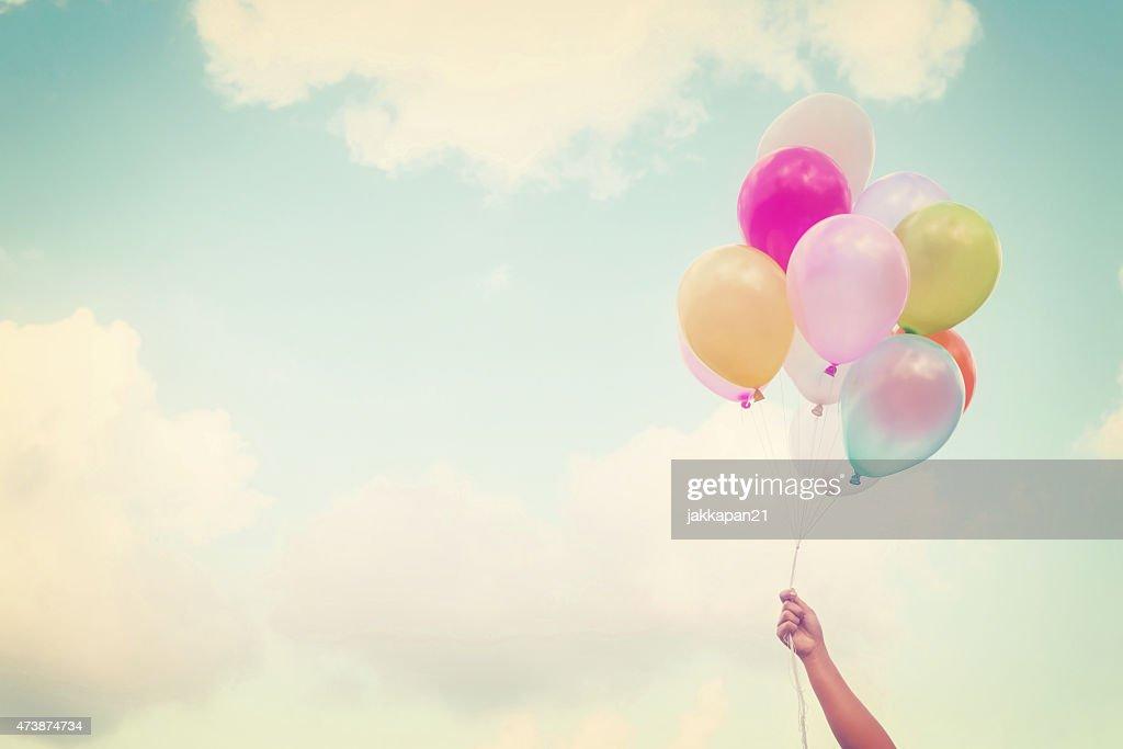 Girl And Ballon