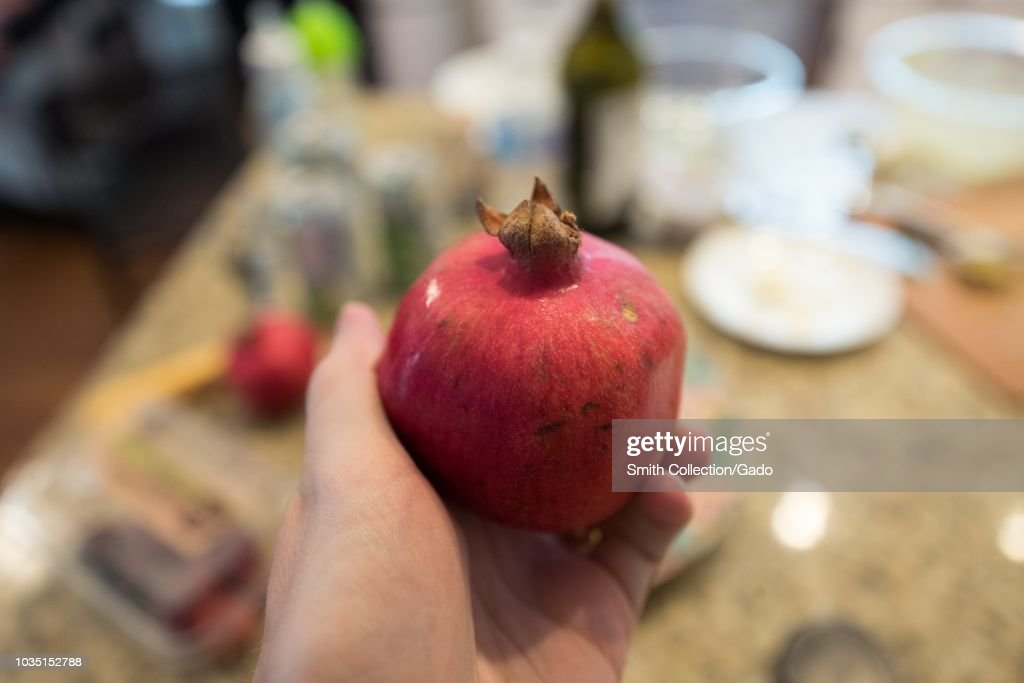 Rosh Hashanah Pomegranate Pictures Getty Images