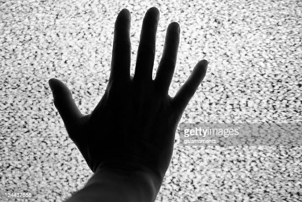hand on static - error message stock pictures, royalty-free photos & images