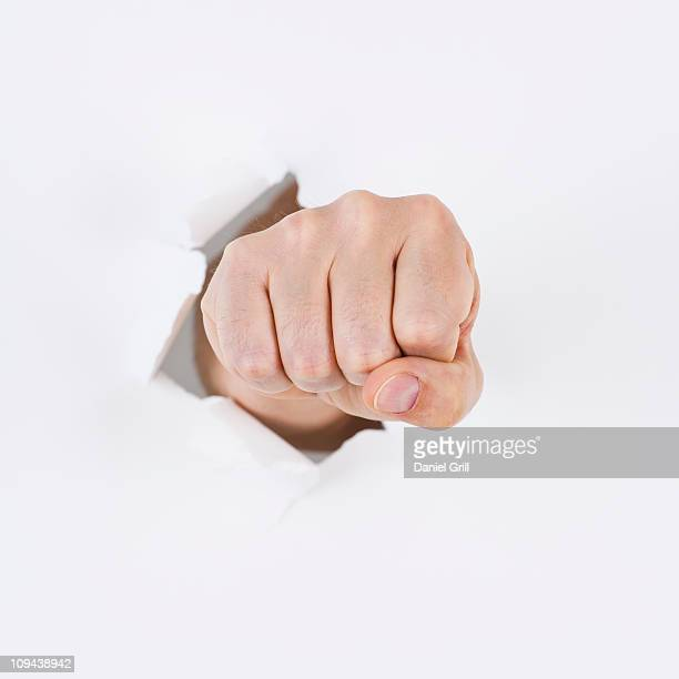 hand on white background - caucasian appearance stock pictures, royalty-free photos & images